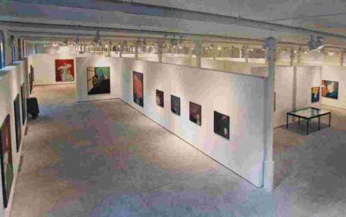 Exposiciones individuales 1996 2011 | Fundacio Arranz Bravo