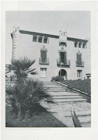 Casa Espanya 1972