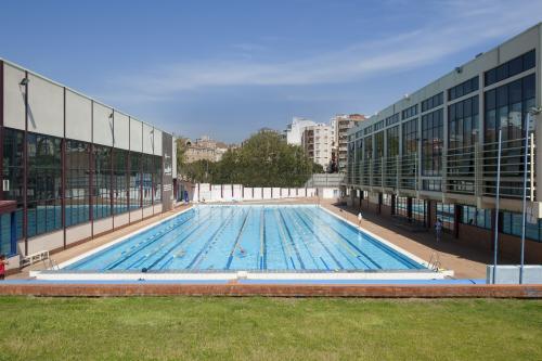 galer a multimedia piscines municipals de l hospitalet