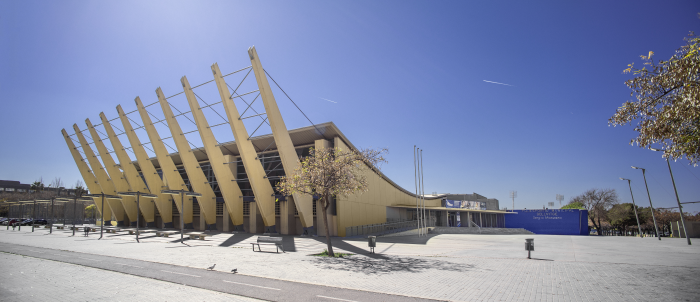 Bellvitge Sergio Manzano Sports Centre