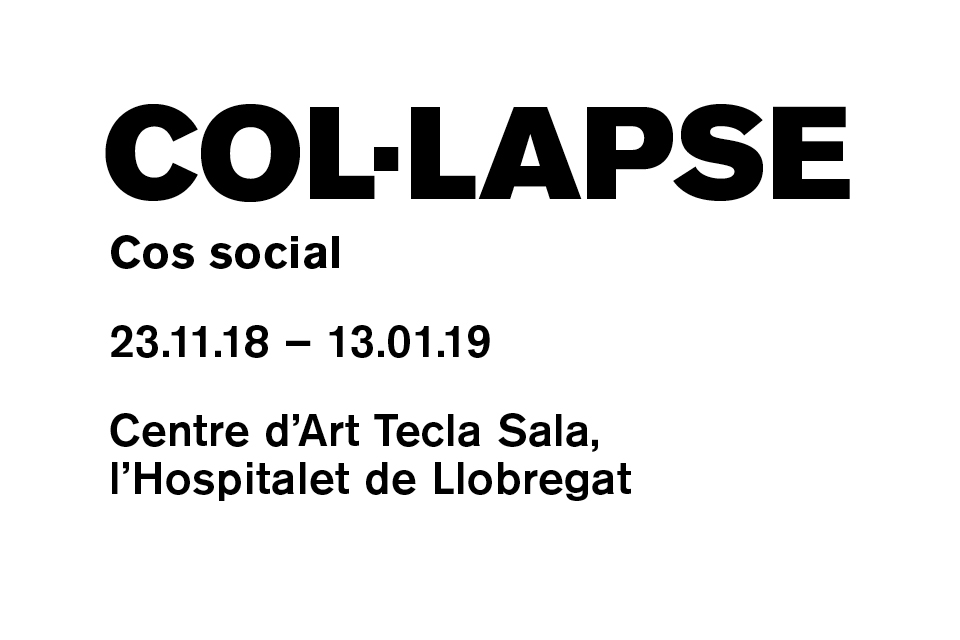 Joan Morey . COL·LAPSE. Cos social
