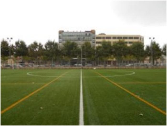 Camp Municipal Futbol L'Hospitalet Centre