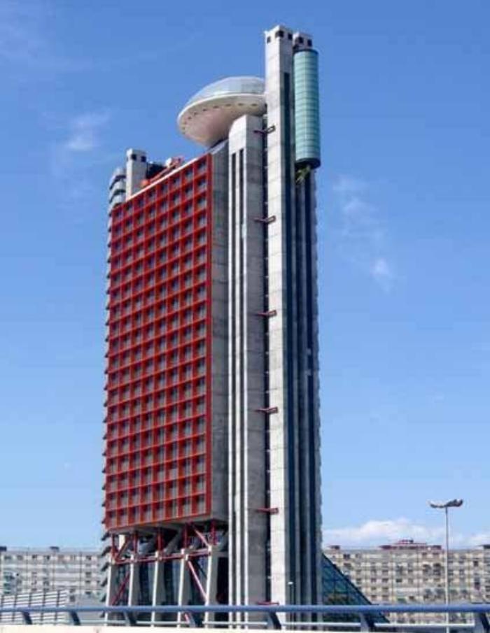 Hyatt Regency Barcelona Tower
