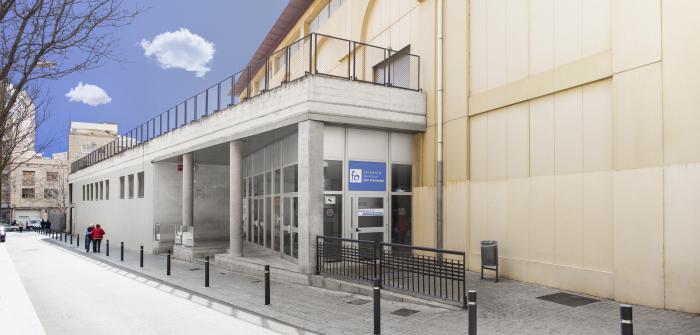Fum d'Estampa Municipal Sports Centre