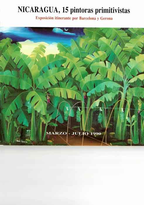 Nicaragua, 15 pintores primitivistes