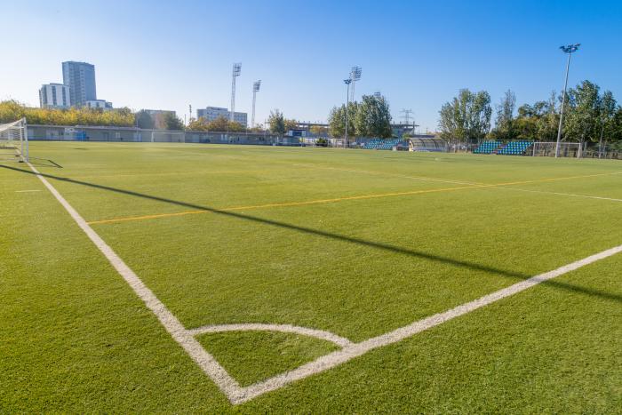 Camp Municipal Futbol Feixa Llarga