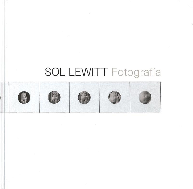 SOL LEWITT. Fotografia