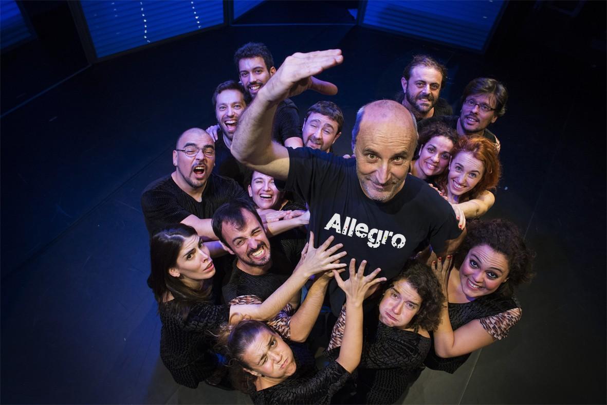 Allegro - COR DE TEATRE / PACO MIR