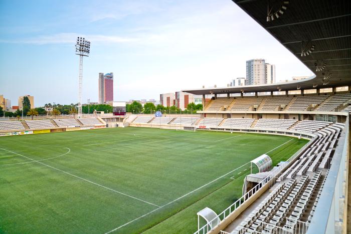 Estadi Municipal Futbol L'Hospitalet