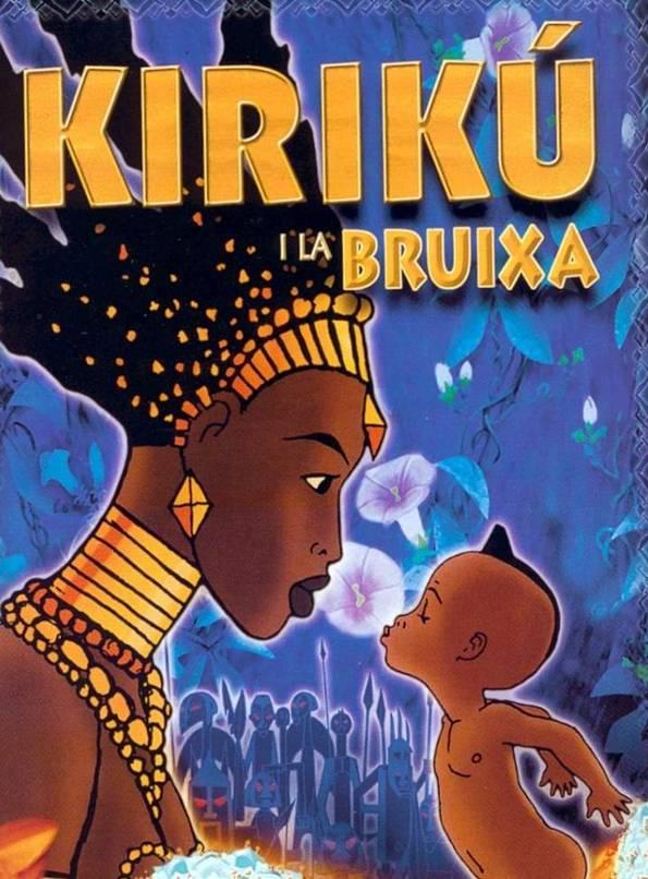 Cinema familiar Kirikú i la bruixa