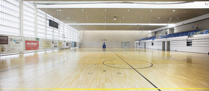 Municipal Centre Sports Centre