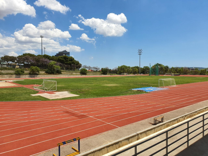 Complejo Deportivo Municipal L'Hospitalet Nord