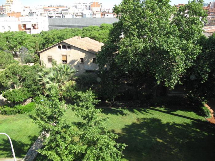 Jardins de la Biblioteca Can Sumarro