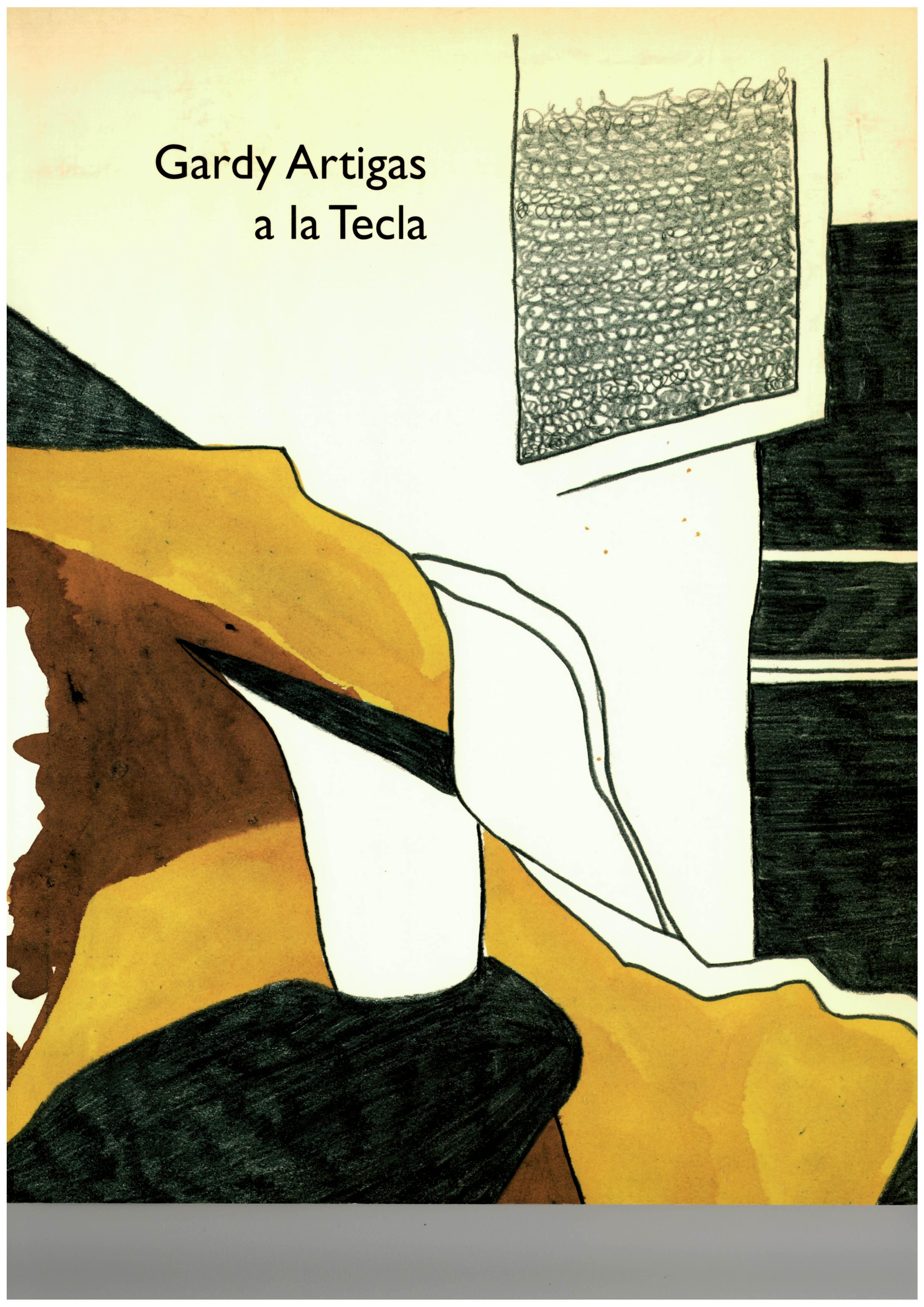 Gardy Artigas a la Tecla
