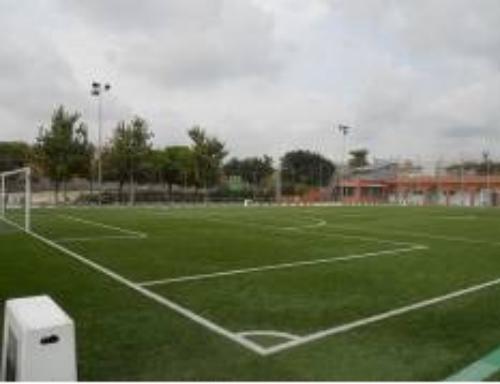Cantona del camp Municipal Futbol Can Buxeres
