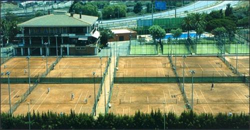 Complejo Deportivo Municipal Tenis L'Hospitalet