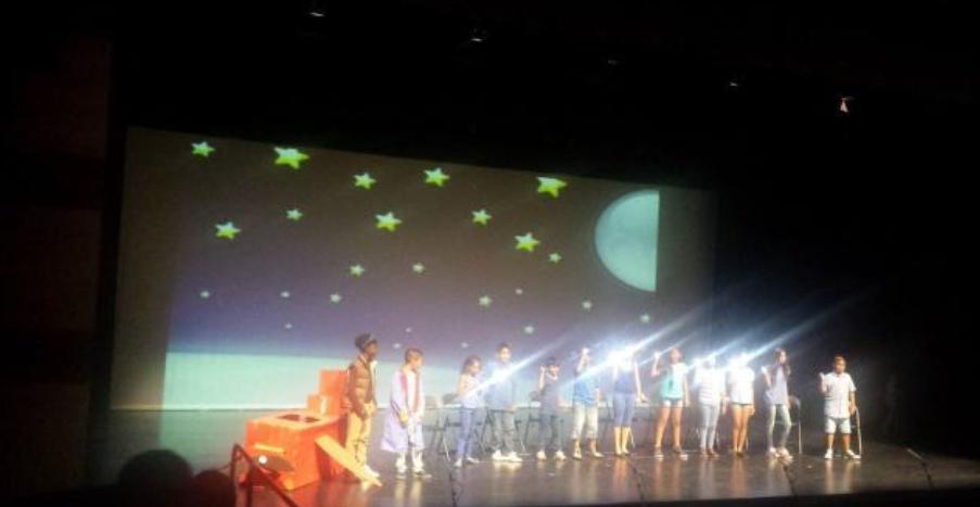 Projecte Teatre a l 'escola