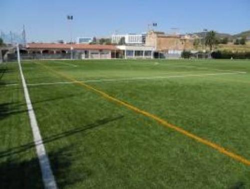 Camp Municipal Futbol Pubilla Casas
