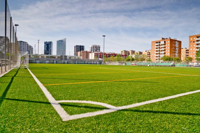 Camp Municipal Futbol Santa Eulàlia