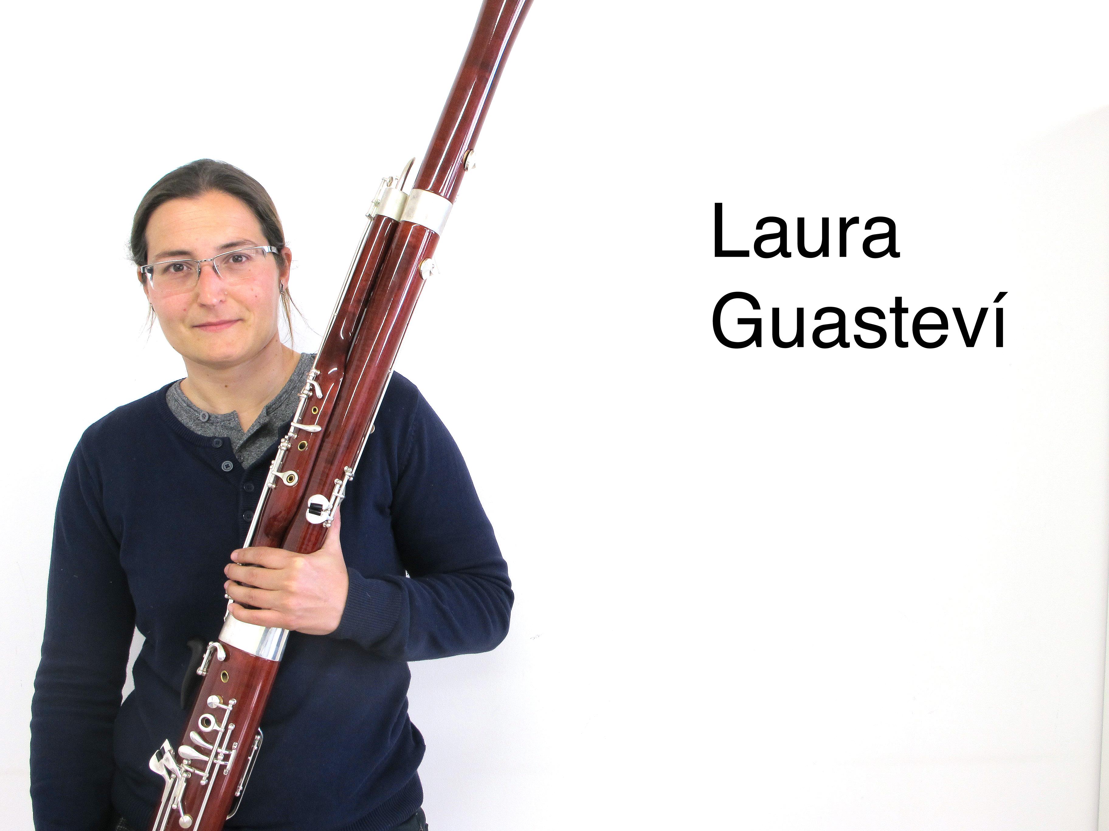 Laura Guasteví