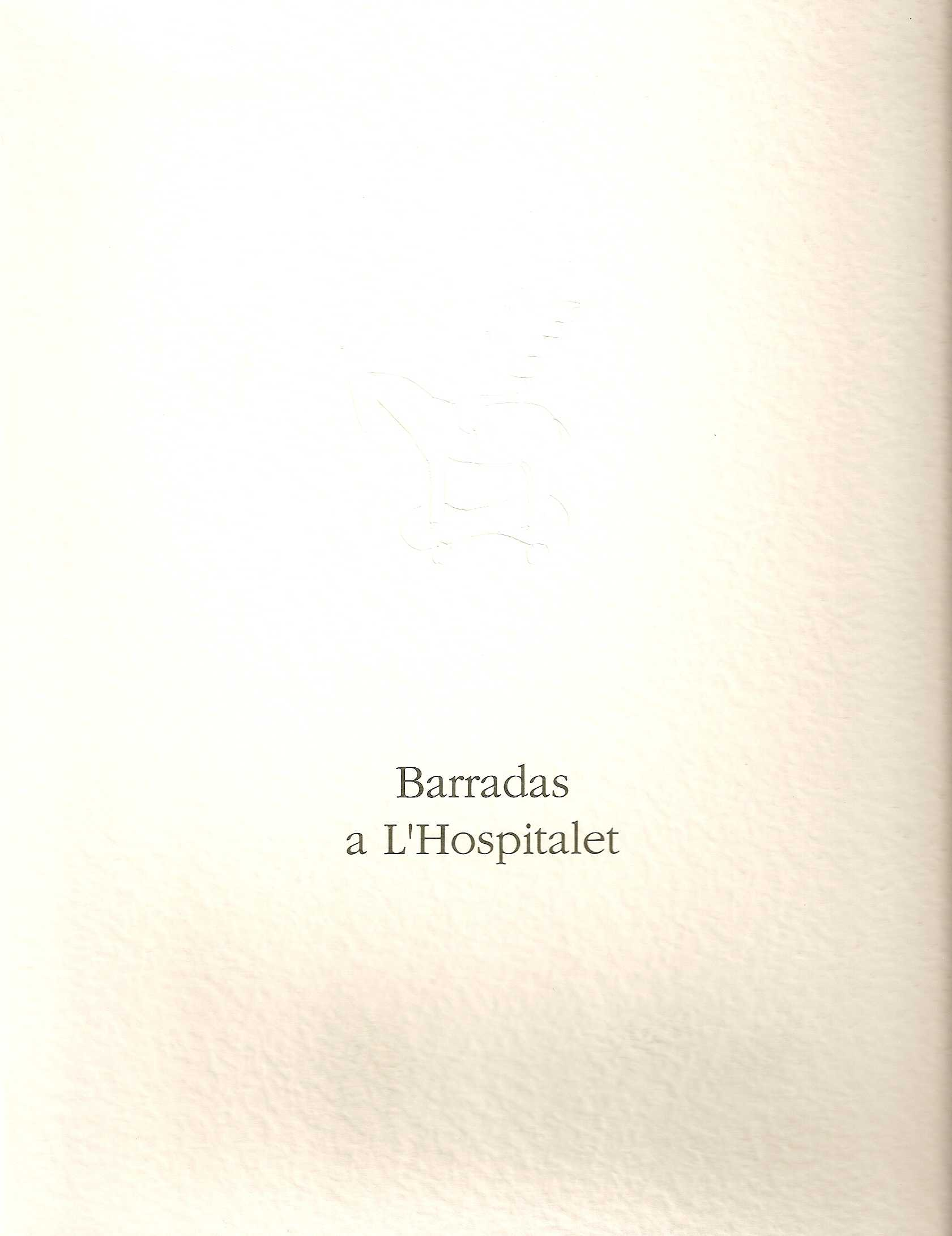 BARRADAS A L´HOSPITALET.1925-1928