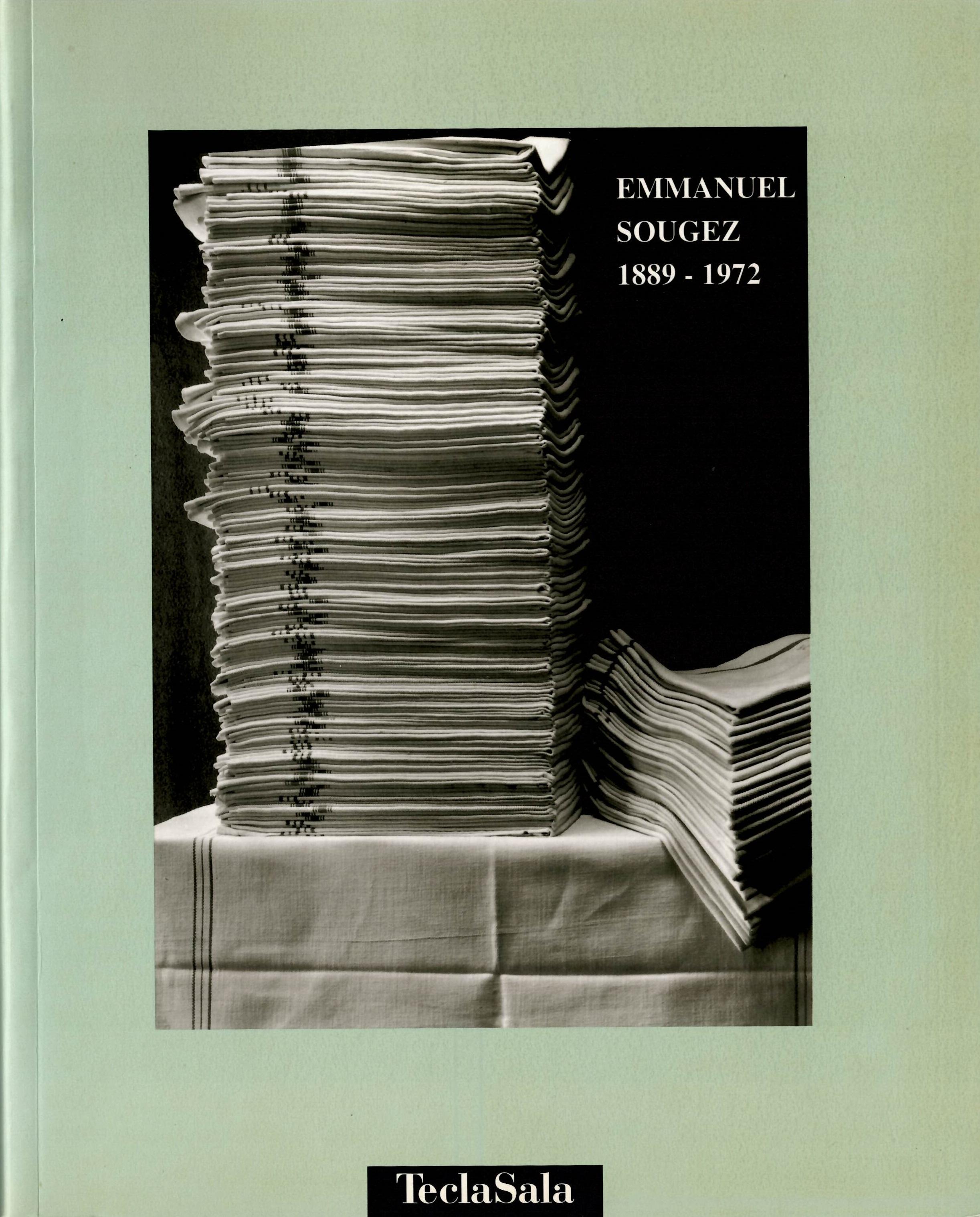 Emmanuel Sougez 1889-1972