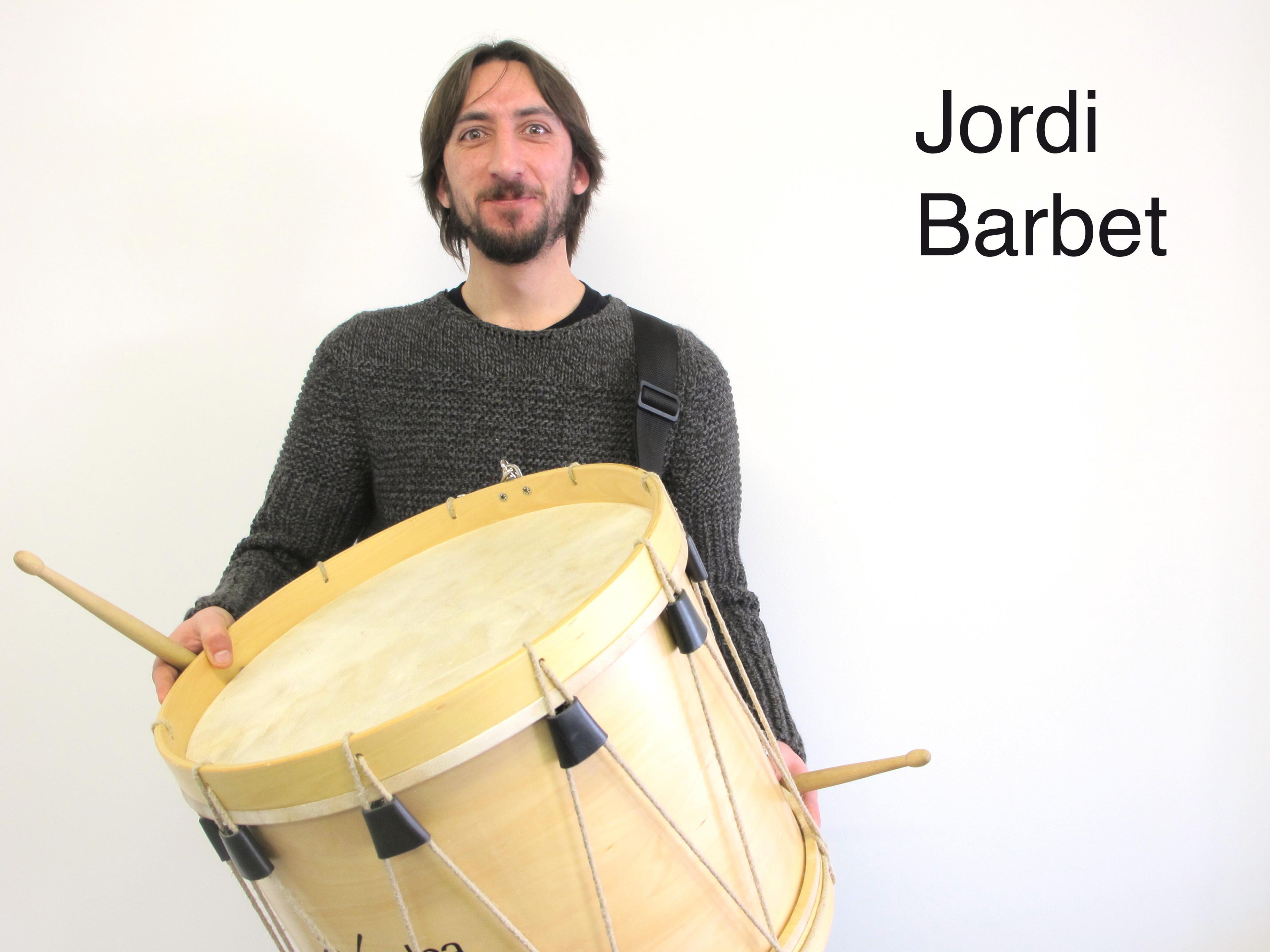 Jordi Barbet