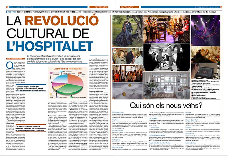 La Revolució cultural de L'Hospitalet