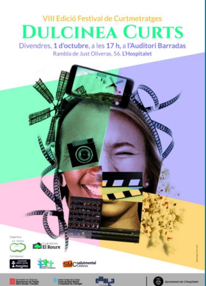 Imatge de El festival Dulcinea Curts obre el programa d'actes de la Setmana de la Salut Mental a L'Hospitalet