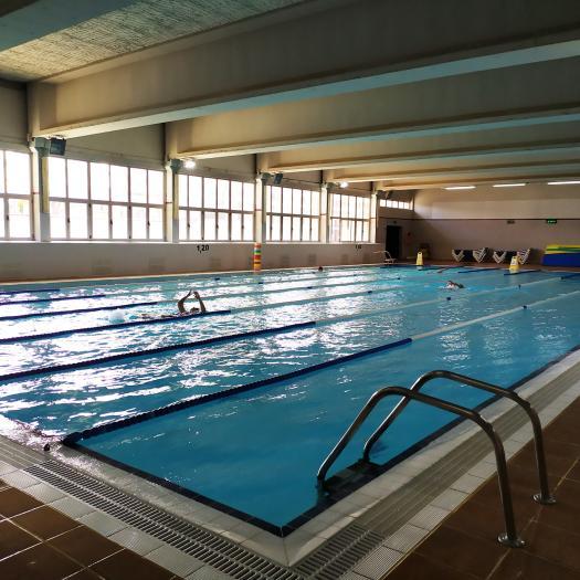 Imatge de la piscina