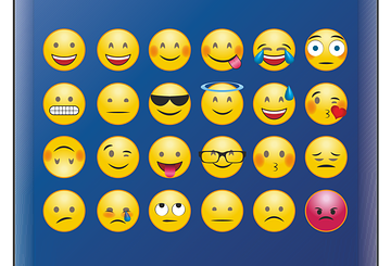 Emoticones i emojis: llenguatge digital