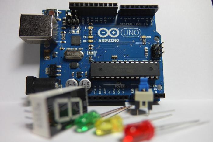 Introducción al Arduino