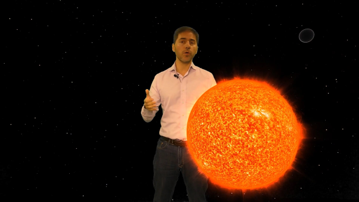 Imatge de La ciència puja a l'escenari de l'Auditori Barradas per demostrar que és tot un espectacle