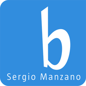 Logo del Poliesportiu Municipal Bellvitge Sergio Manzano