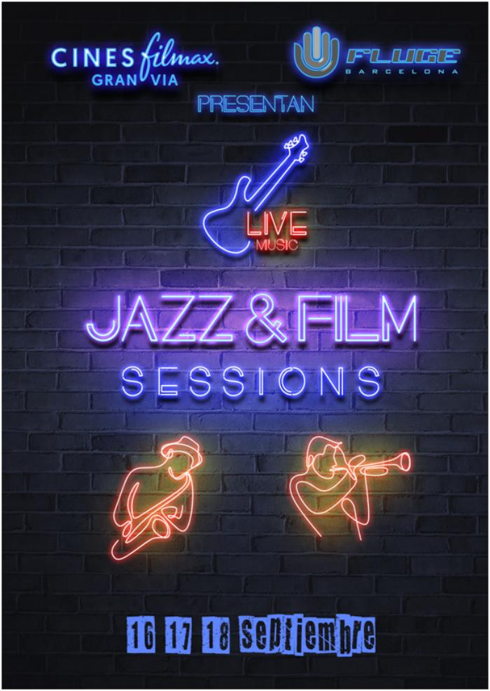 Imagen de Llegan las Jazz & Film Sesions, la fusión del cine y el mejor jazz en directo