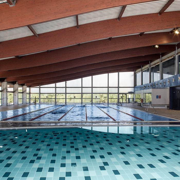 Imatge de la piscina interior