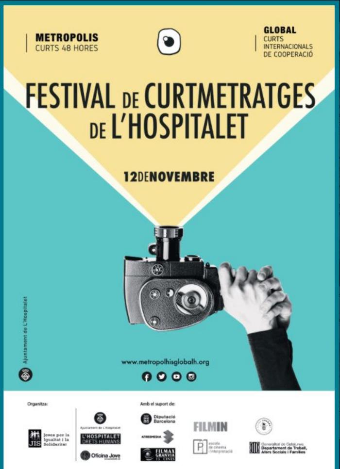 Imatge de 16è Festival de Curtmetratges de L'Hospitalet