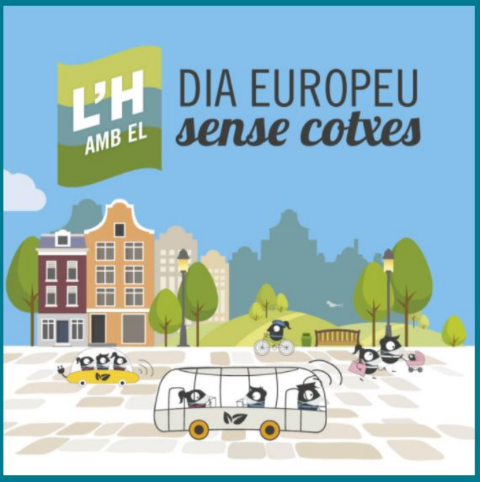 Imagen de L'Hospitalet celebra el Día sin Coches con actividades por una movilidad sostenible