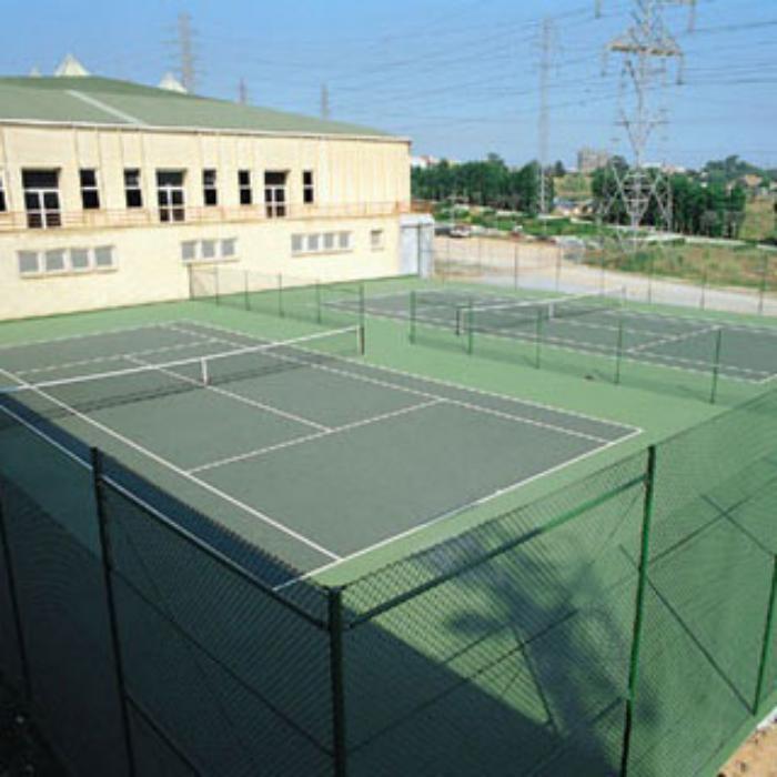 Imatge de les Pistes de tennis